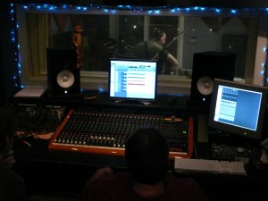 Sessions at Eclipse Recording Company St. Augustine Florida