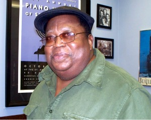 Roland Flemming at Eclipse Recording Company