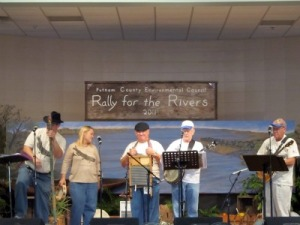 Rally for the rivers St. Augustine.  Eclipse Recording Company