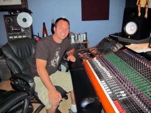 Eclipse Recording Studio, St. Augustine Florida.