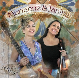 Marianne and Janine CD at Eclipse Recording Company in St. Augustine Florida