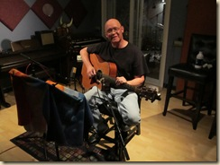 John Dickie at Eclipse Recording Company