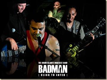 """BADMAN"" band!"