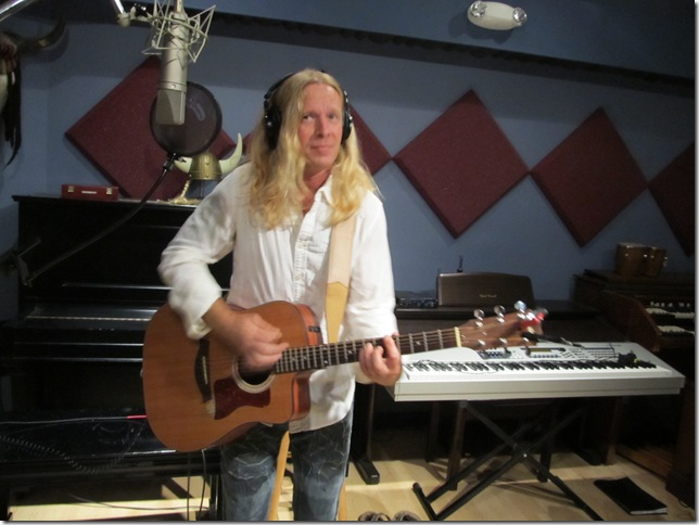 Jeff Chapman at Eclipse Recording Company
