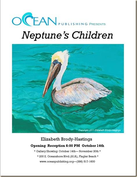 Neptune's Children Poster