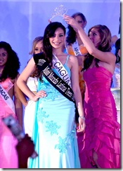 Imani Velez Miss Mundo Latina Teen 2011