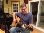 Stephen Lynch, writer of the Boxcar songs and business partner of Jim's in The Lone Wolf music group.